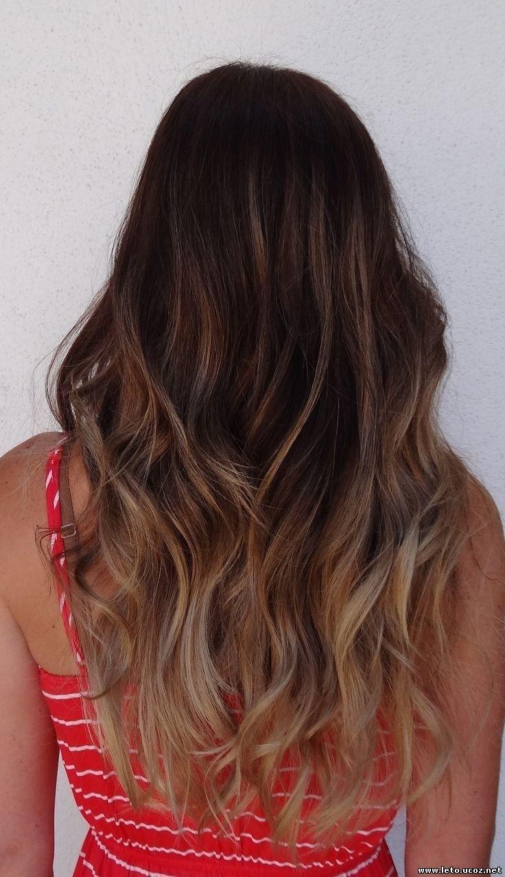 волосы, омбре окрашивание - картинка #2414332 от Lauralai на Favim.ru.